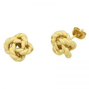 liberte bowie earrings gold