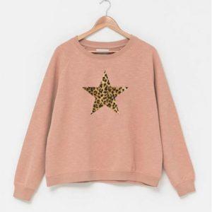 Stella-and-gemma-blush-star-sweater