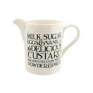 black-toast-jug