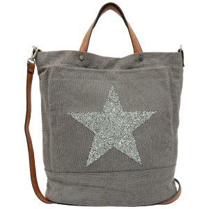 Star-Power-Canvas-Tote-Bag-Grey
