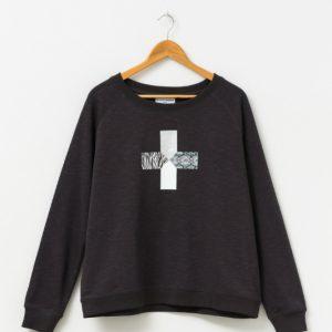 Stella-Gemma-Black-Aged-Safari-Cross-Sweater