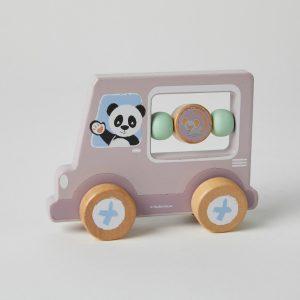 Activity-Car-Panda