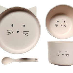 Bamboo-Ware-Cat-4pce-Set