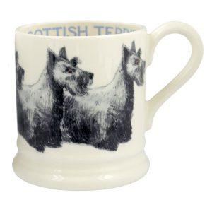 Dogs-Miniture-Schnauzer-Half-Pint-Mug