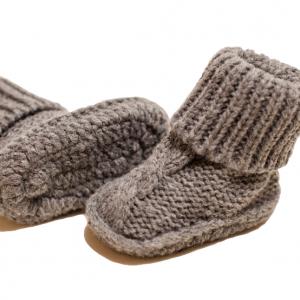 Gingerlilly-Grey-Newborn-Boots