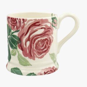 Pink-Roses-Half-Pint-Mug