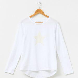 Stelle-Gemma-White-With-Star-T-Shirt
