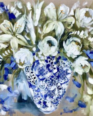 tulip-lily-bouquet-coaster