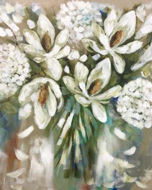white-hydrangea-coaster