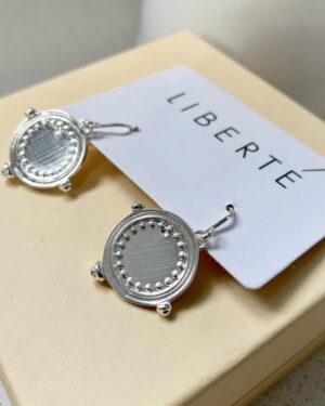 Liberte-Silver-Heidi-Earring-image