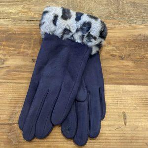 Gloves-French-Navy-Leopard
