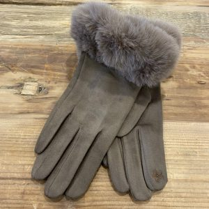 Suede-Glove-Taupe