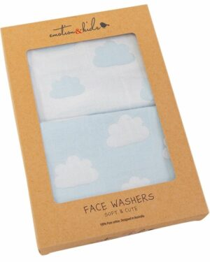 emotion-kids-blue-cloud-face-washers