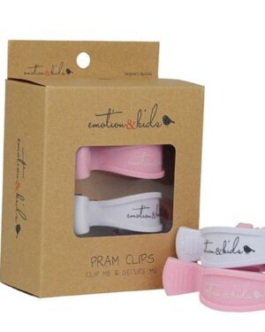 emotion-kids-pink-white-pram-clips