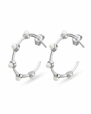 sterling-silver-hoop-earring-with-pearl