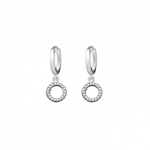 sterling silver sleeper with cz earring 480 x 480